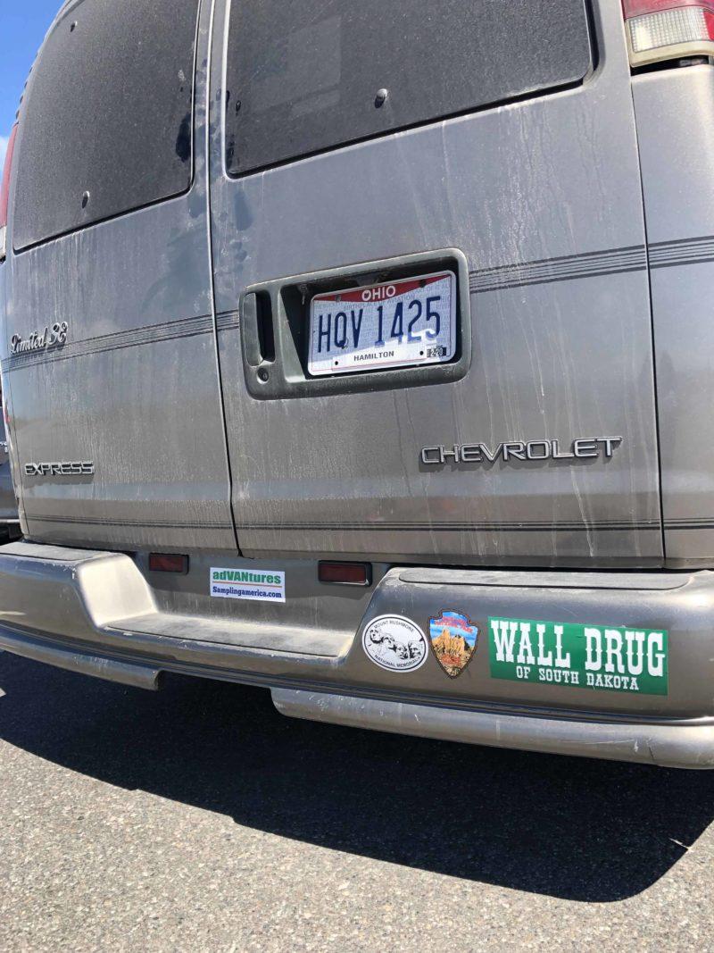 Wall Drug Bumper Sticker