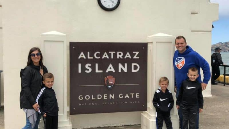 San Francisco: Alcatraz, Cable Cars & Stalking Danny Tanner