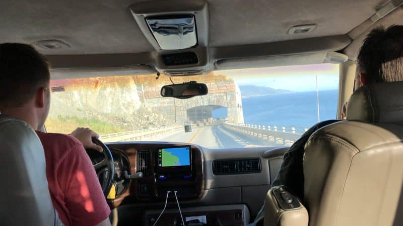 Touring Coastal Redwoods & The Pacific Coast Highway