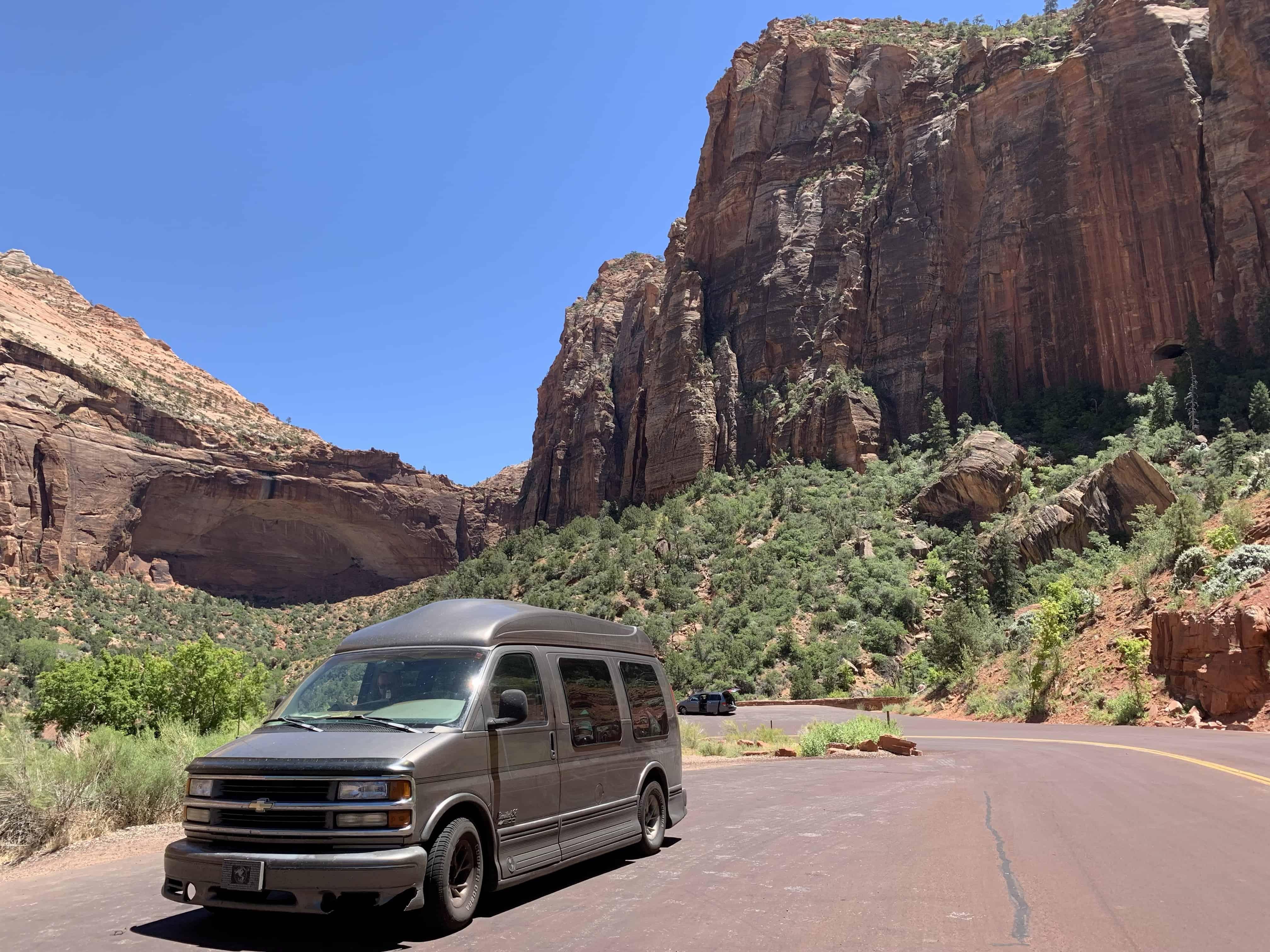 Zion Monster Van