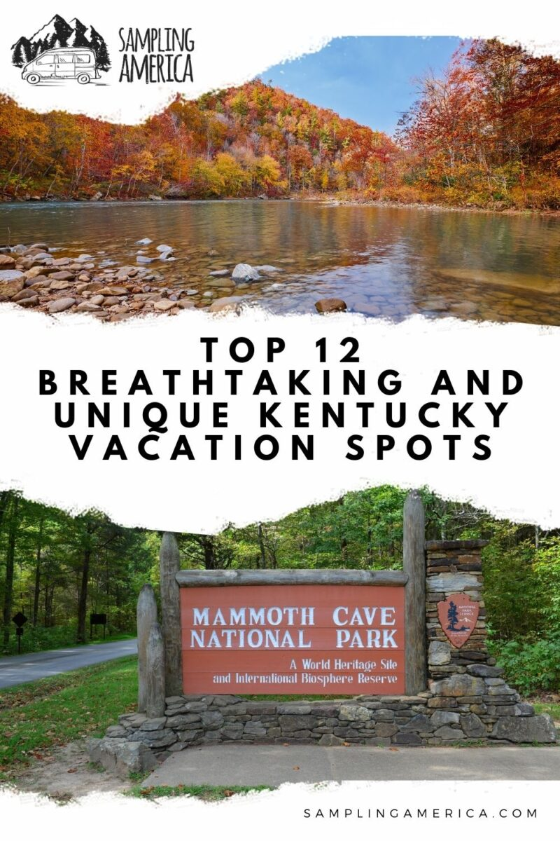 Kentucky Vacation Spots