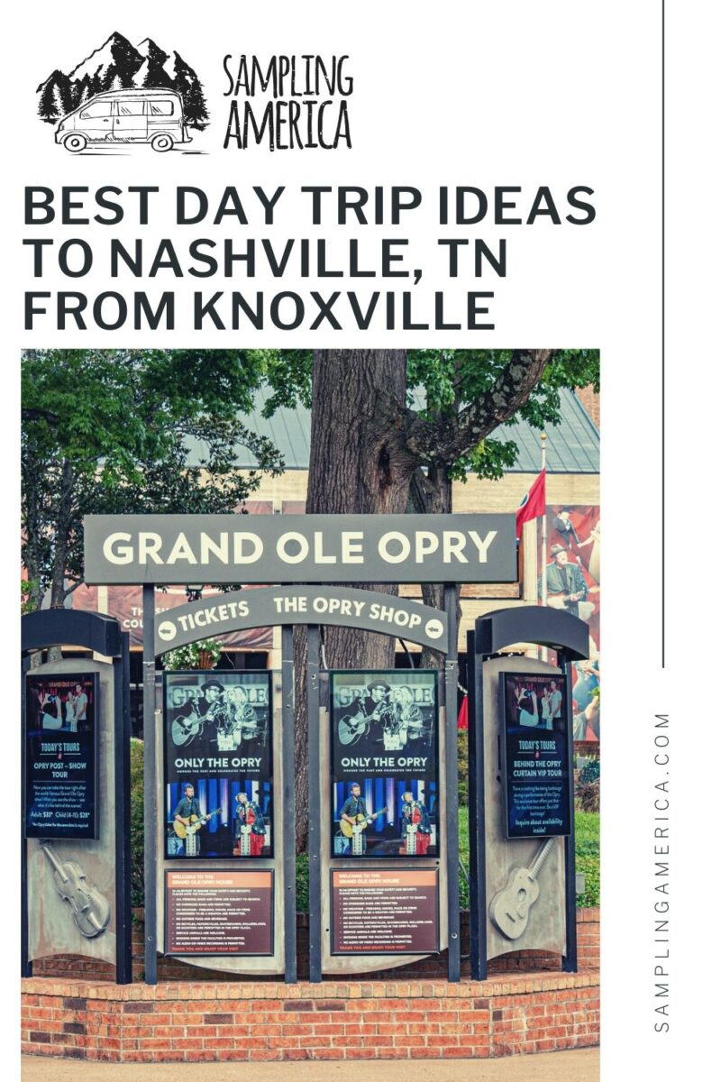 Day Trips To Nashville