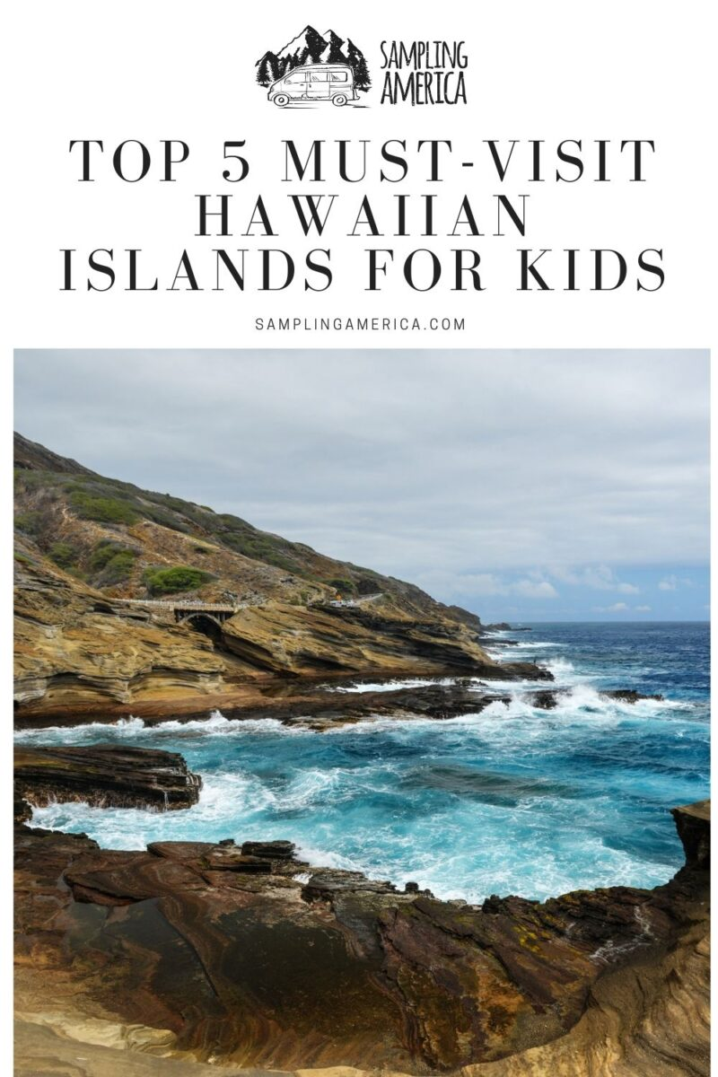 The Best Hawaiian Islands For Kids