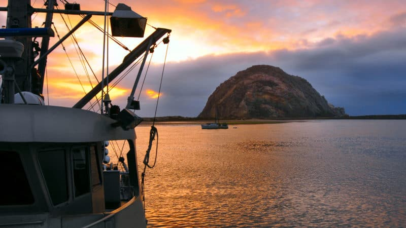 Morro Bay: Where To Eat & What To See