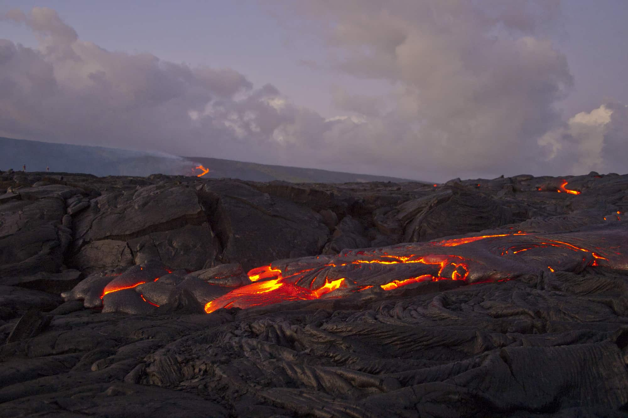 Hawaii National Volcano Park