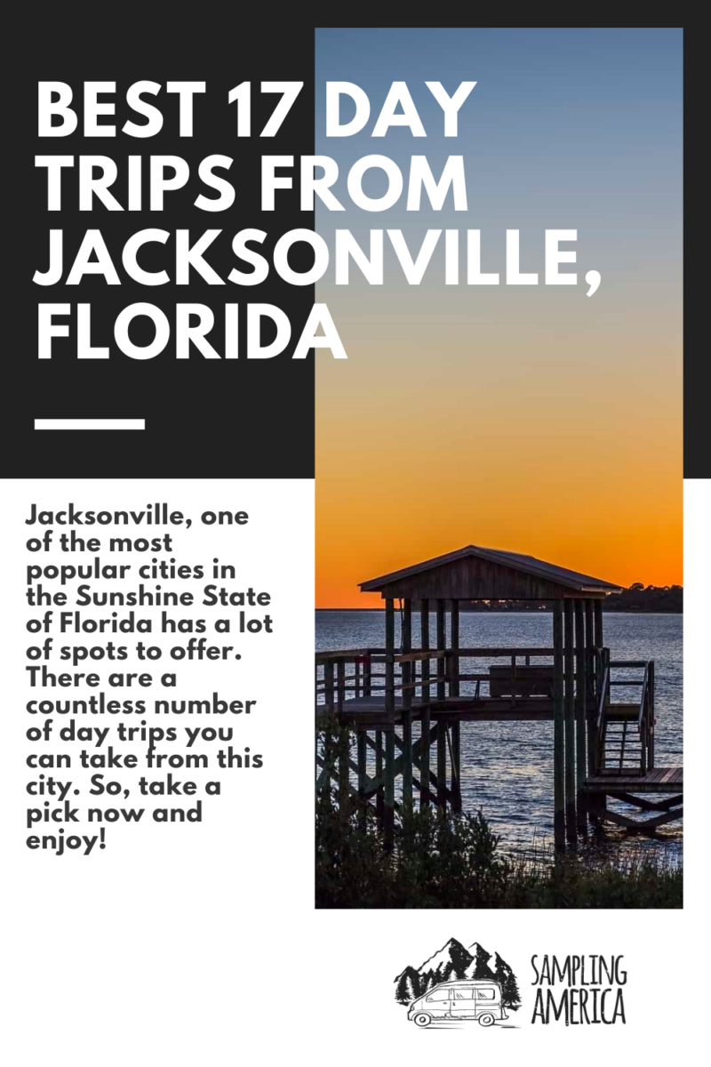 Best Day Trips From Jacksonville, FL