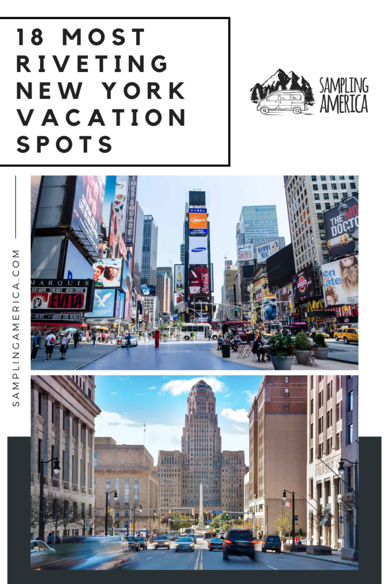 Best Vacation Spots In New York