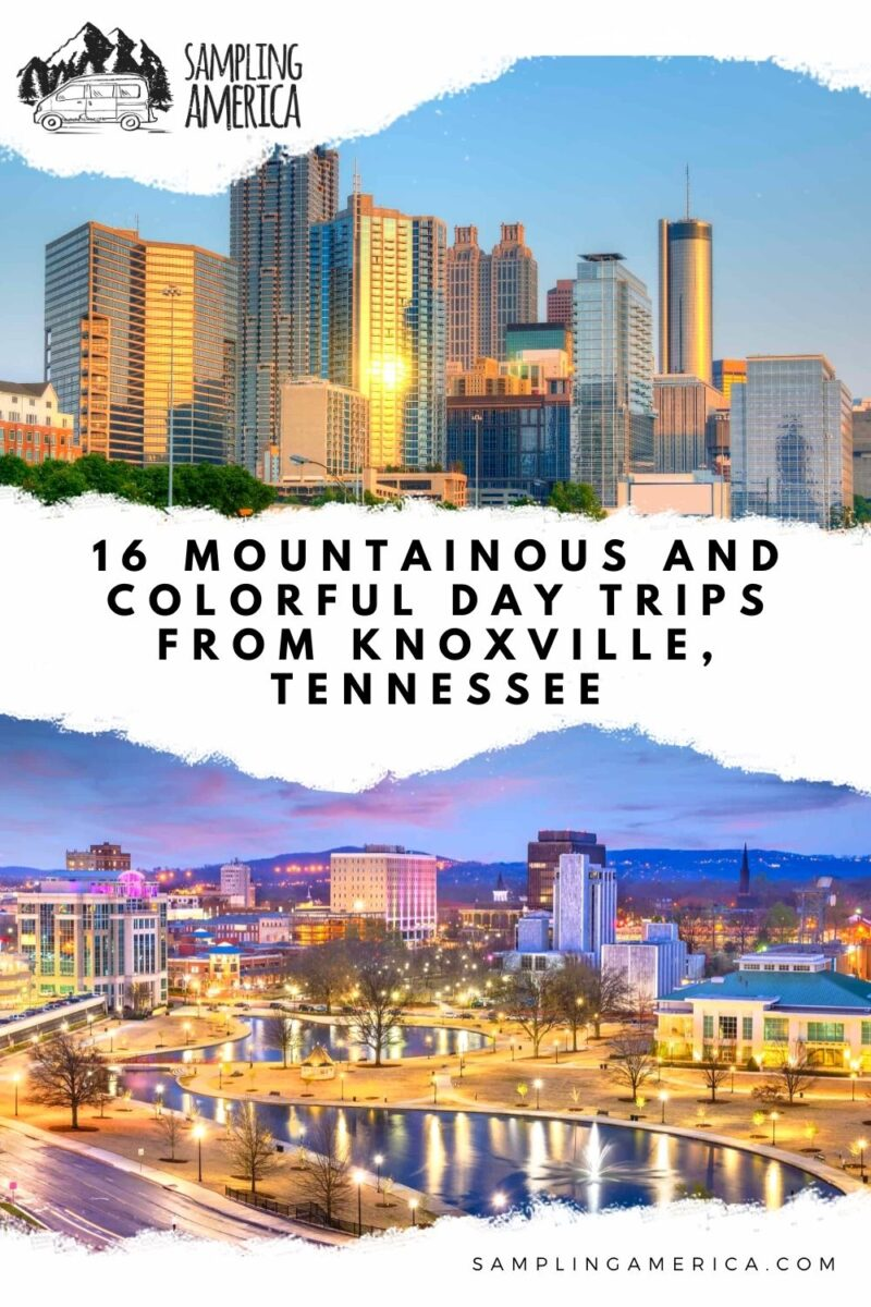 16 Best Day Trips From Knoxville, TN