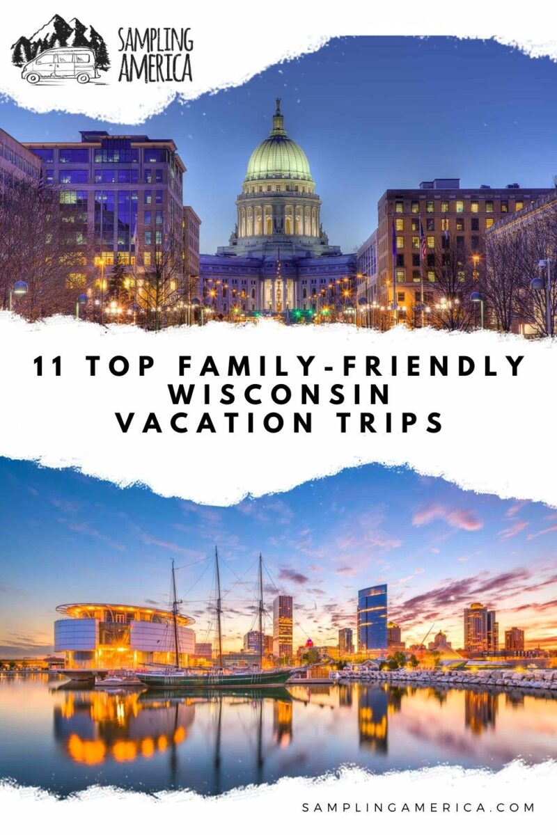 11 Best Vacation Spots In Wisconsin