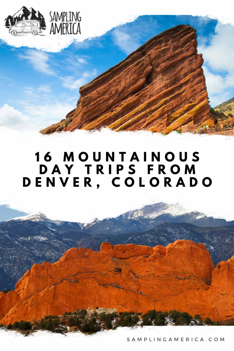 Top 16 Day Trips From Denver, Colorado