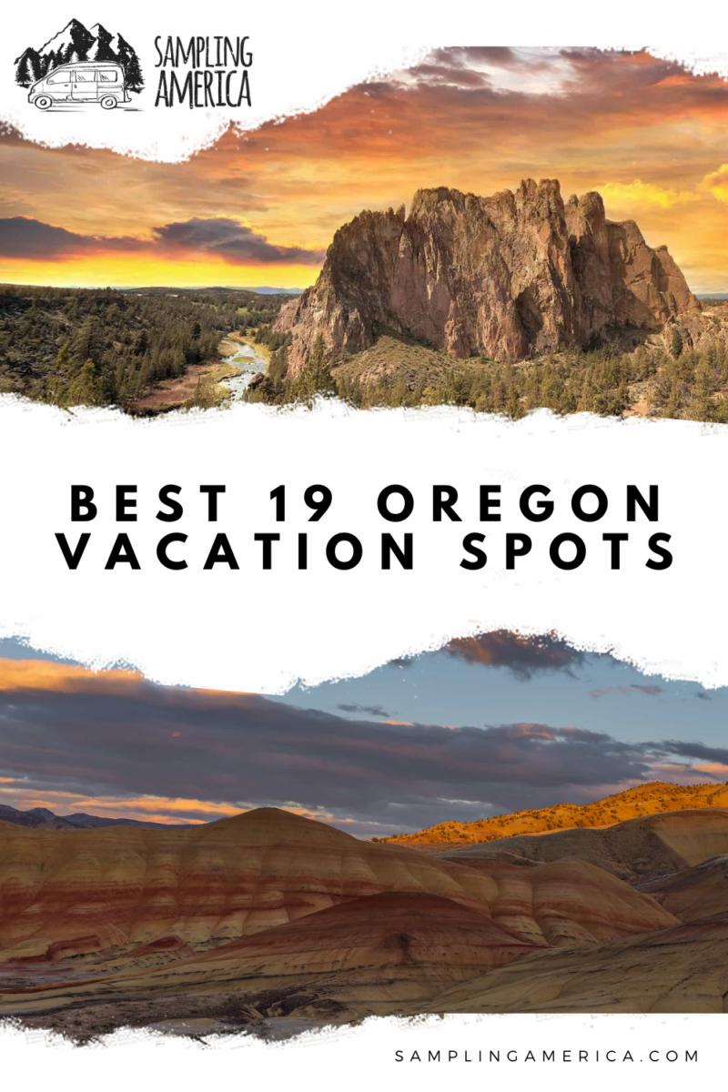 Best Vacation Spots In Oregon
