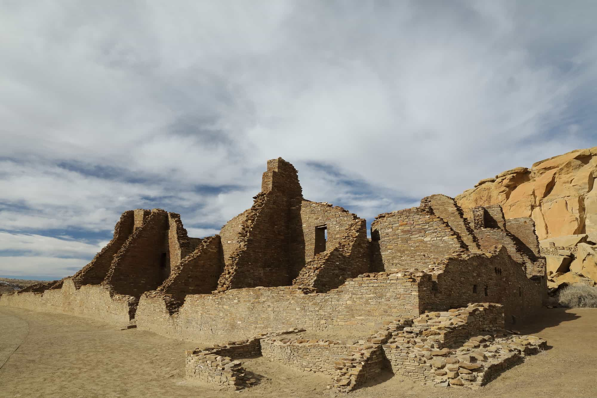 Chaco Culture National Historic