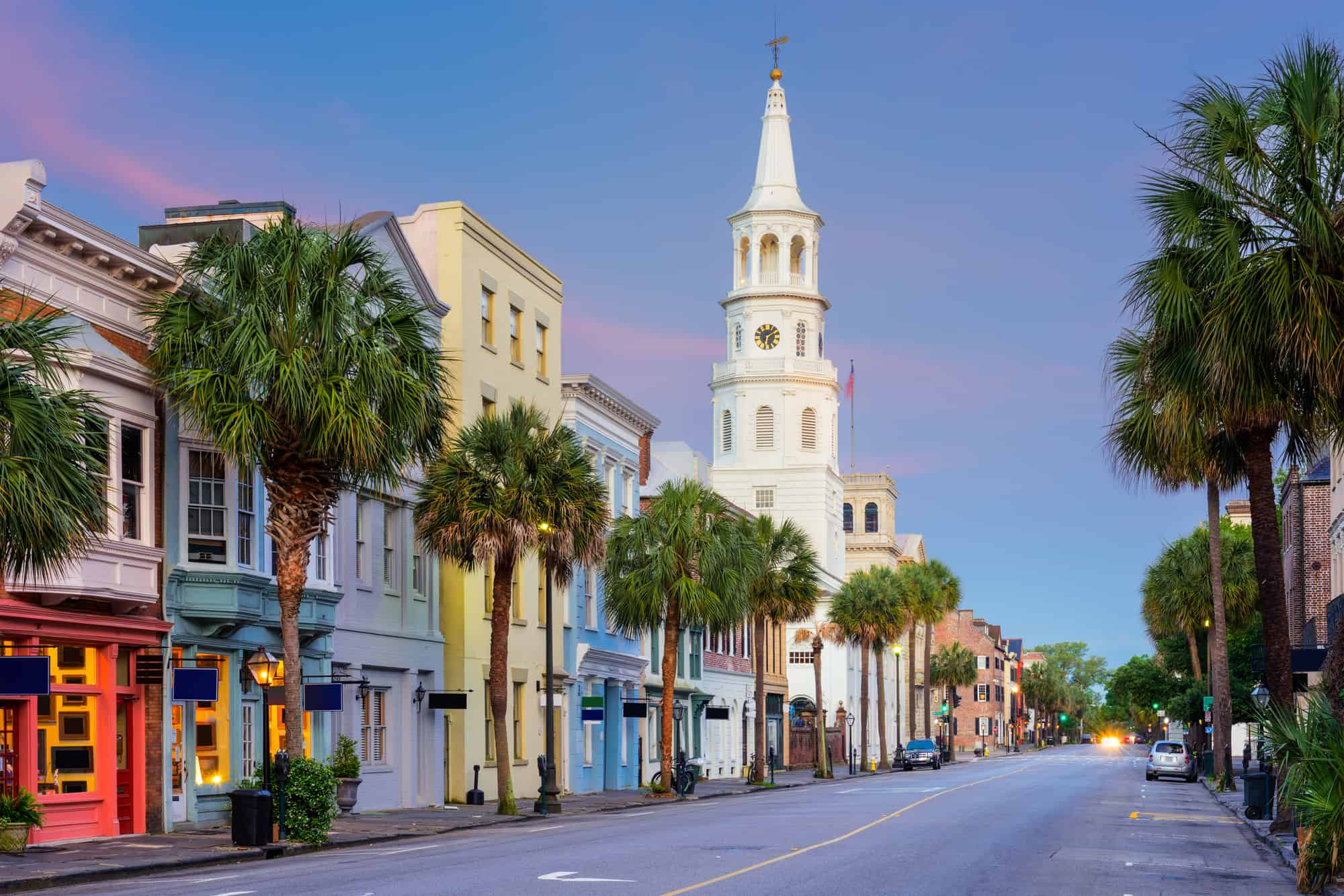 Charleston , SC