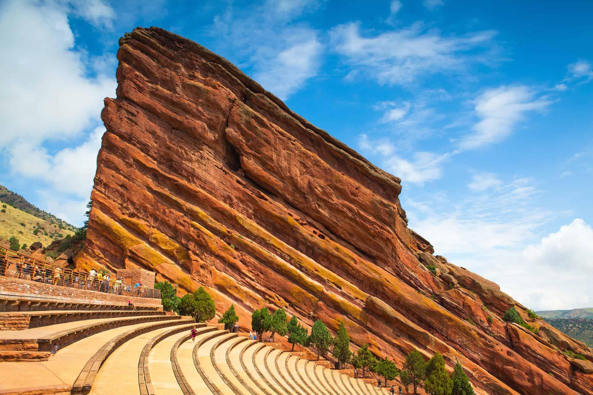 Red Rocks Park Ampitheater