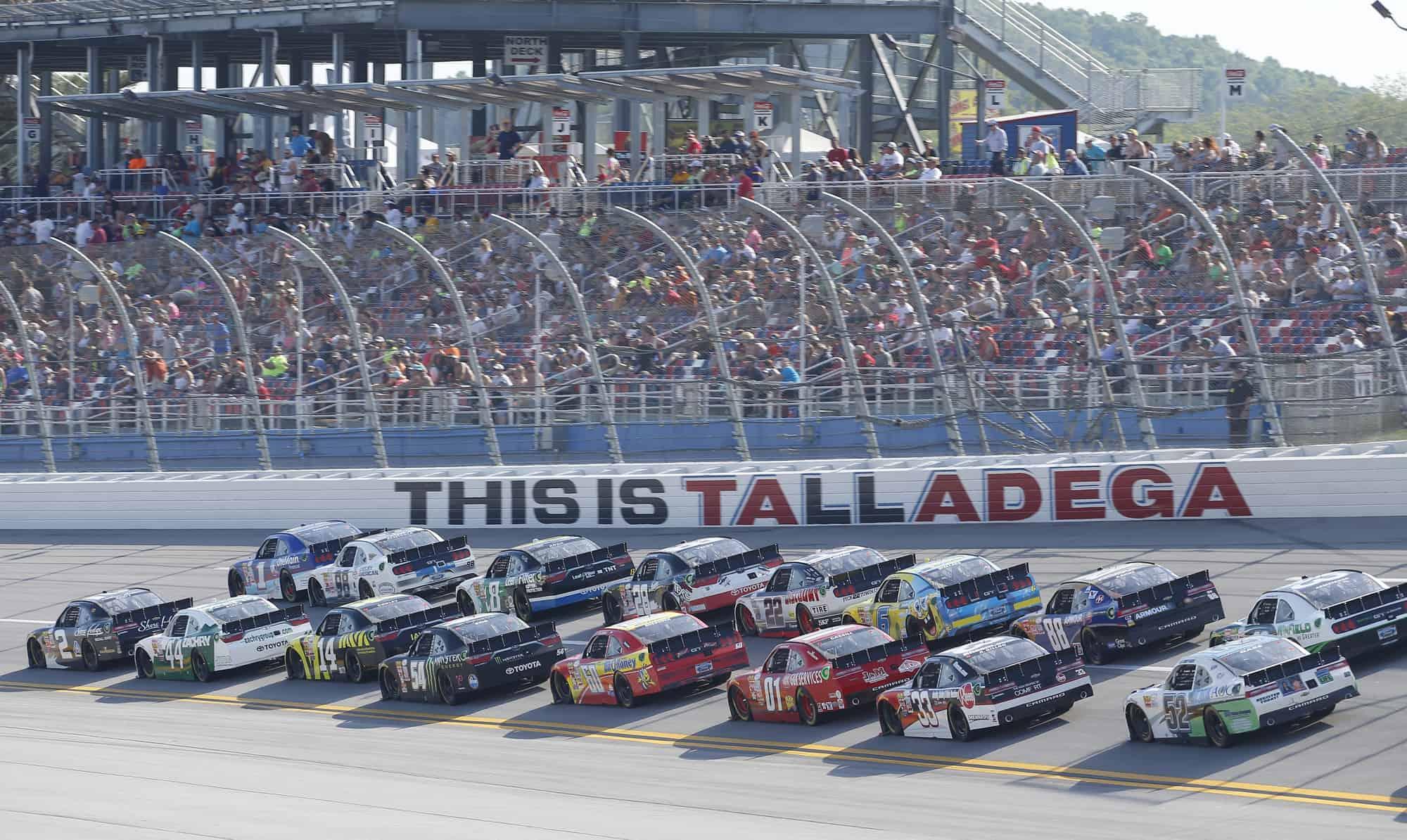 Talladega Speedway