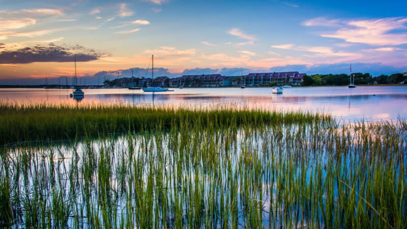 14 Beachy South Carolina Vacation Spots