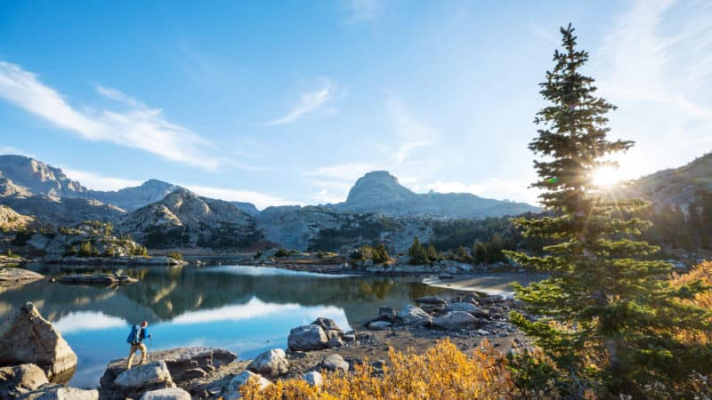Top 16 Mountainous Wyoming Vacation Spots