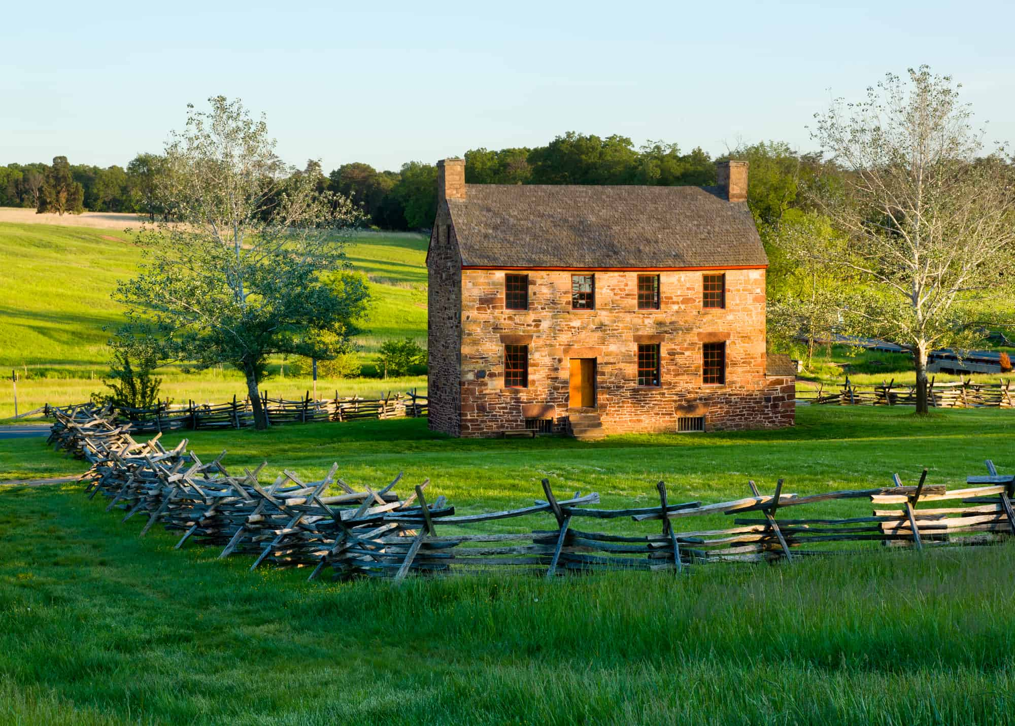 Manassas National Battlefield