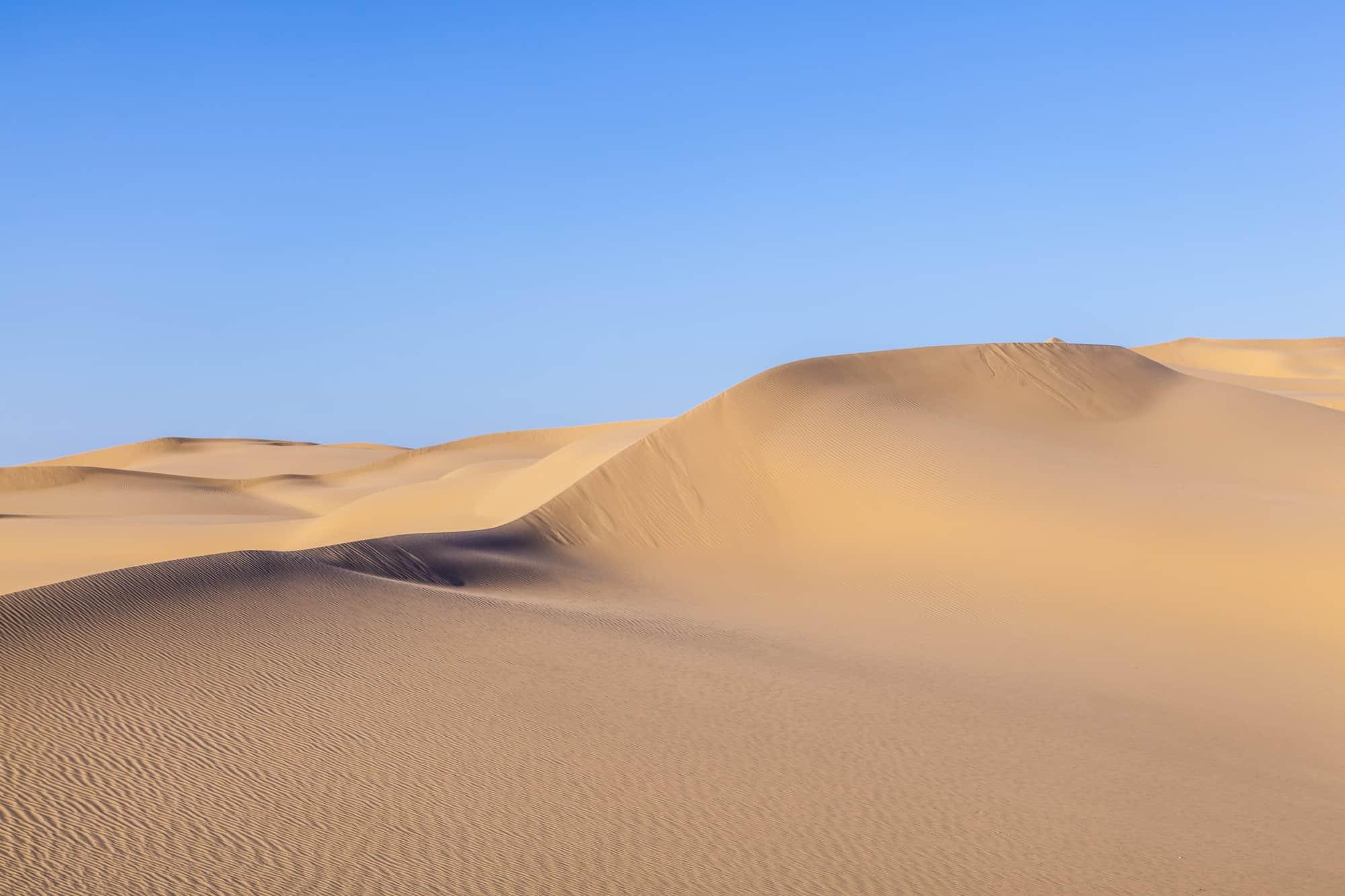 Little Sahara Desert