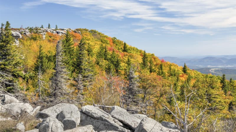12 Pennsylvania Vacation Spots: Mountainous Terrain And Scenic Views