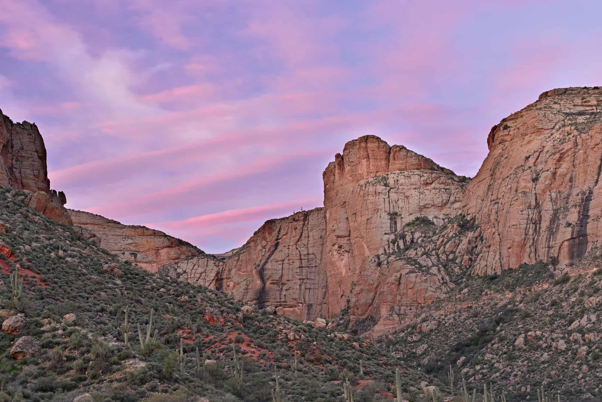 Apache Trail