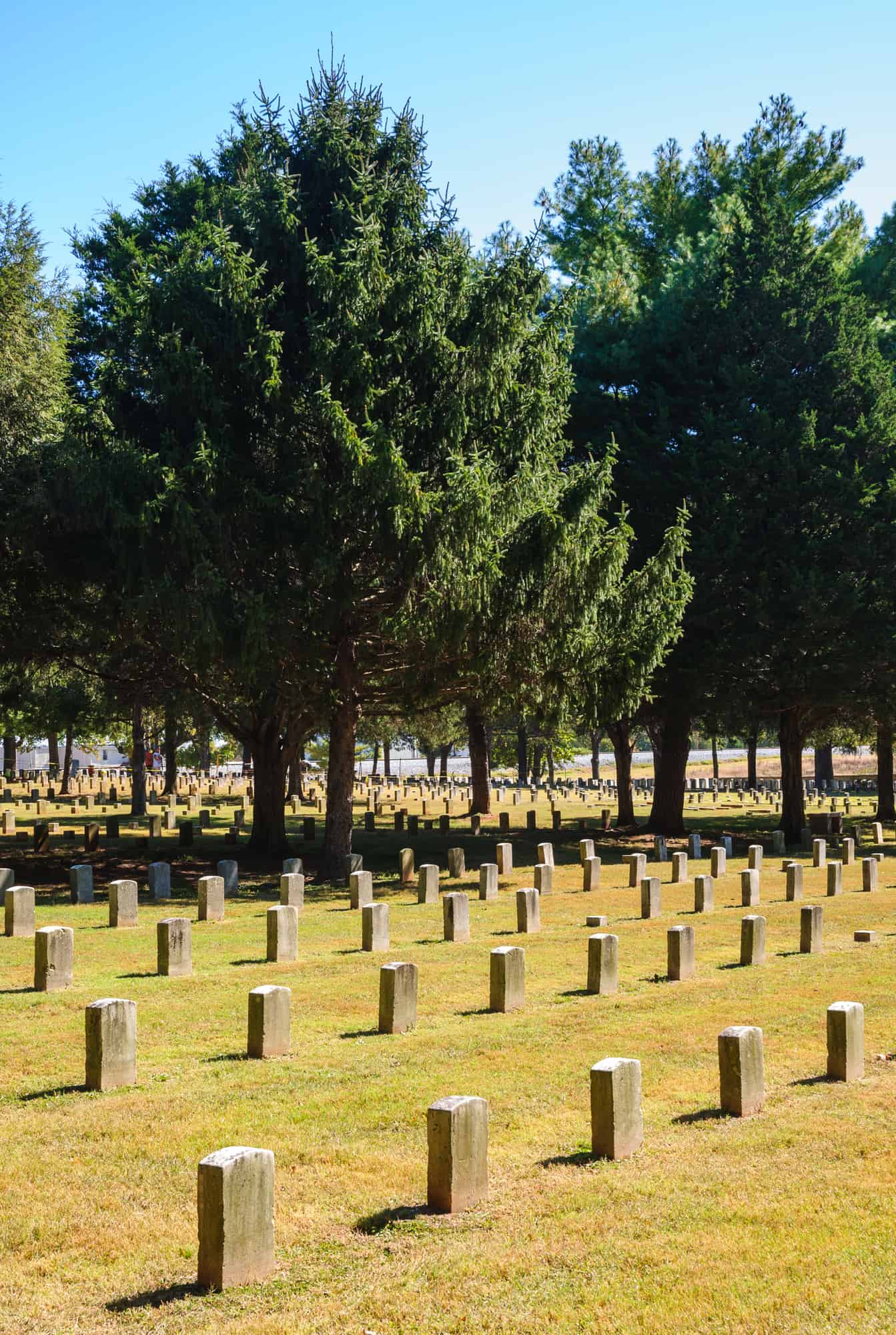 McGavork Confederate Cemetery