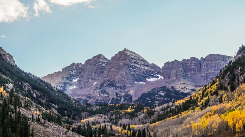 14 Colorado Vacation Spots For Mountain Enthusiasts