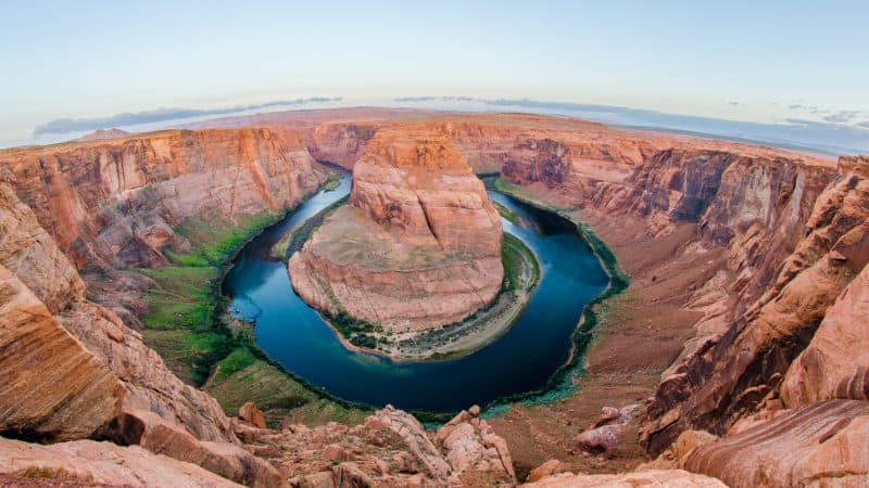 The 10 Best Vacation Spots in Arizona Full Of Red Rock Canyons