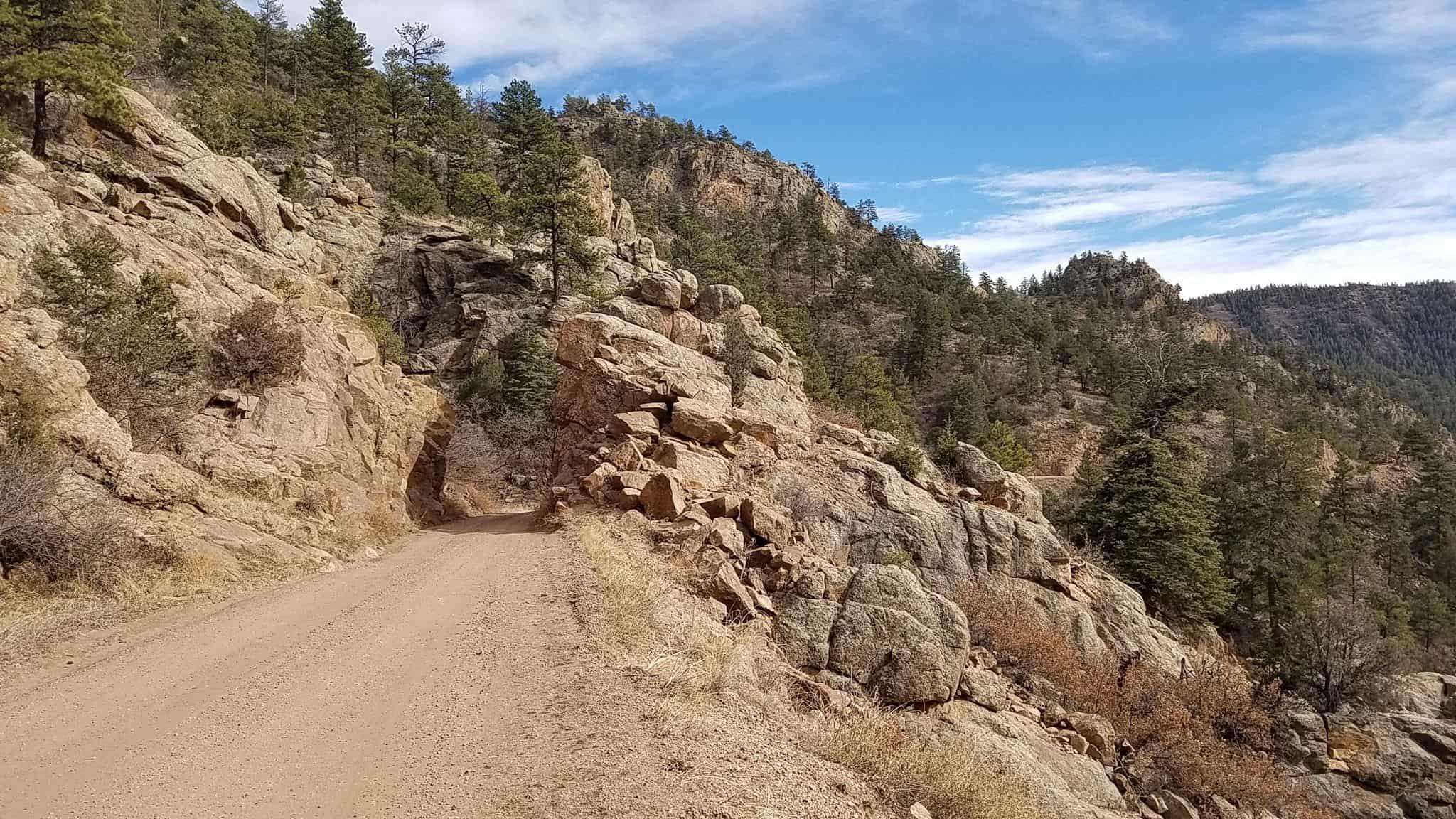 Phantom Canyon