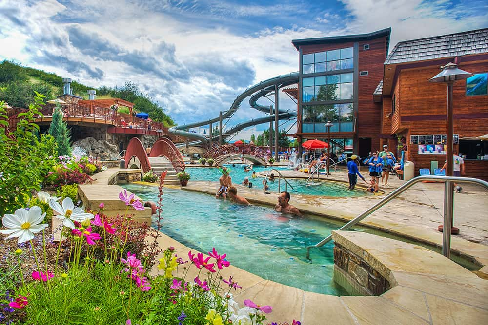 Steamboat Hot Springs