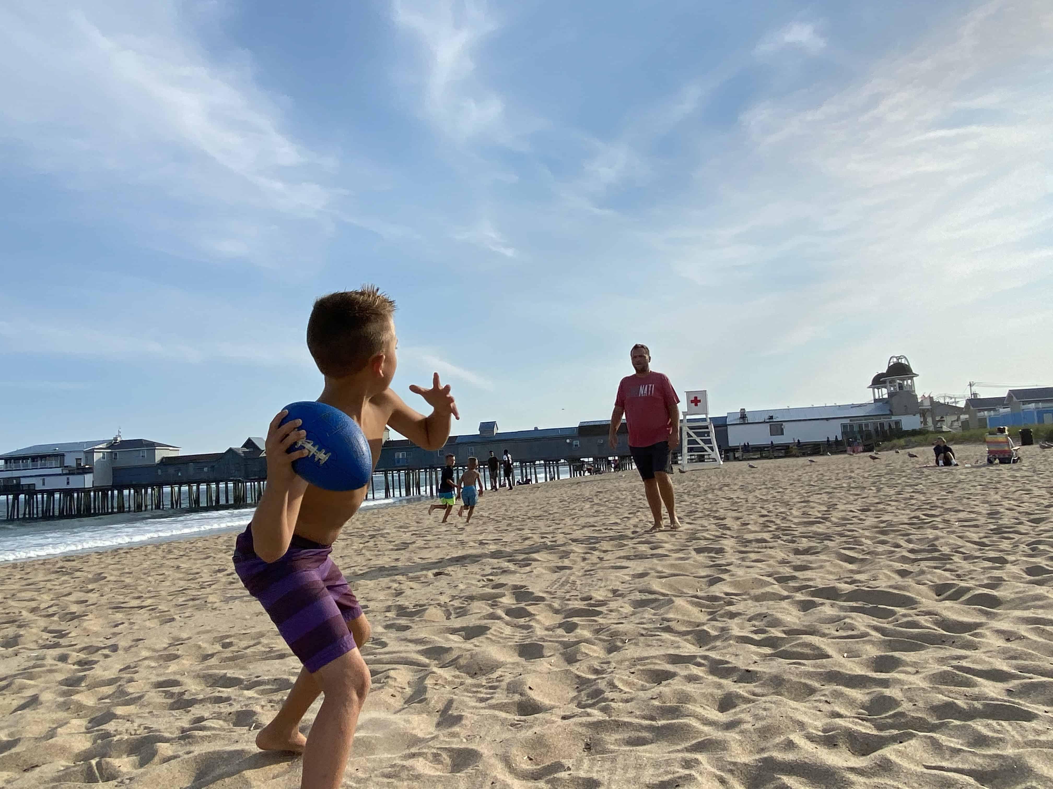 Old Orchard Beach Football