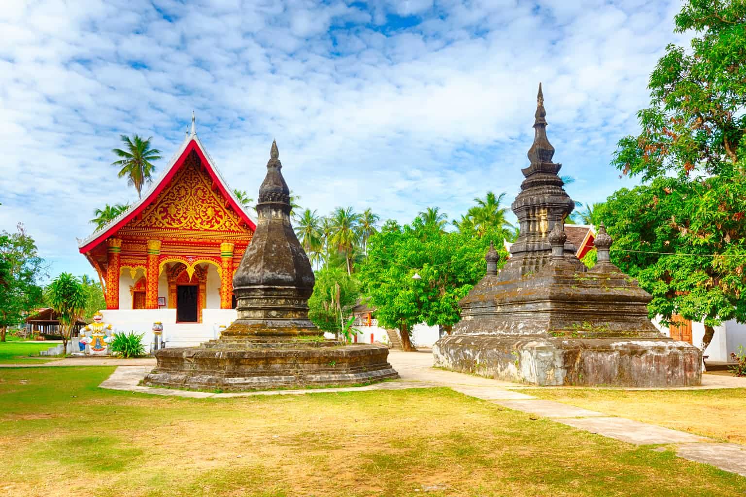 ]Wat Visounnarath, Laos